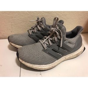 Adidas Ultraboost Grey Women's Size 5US, UK3.5